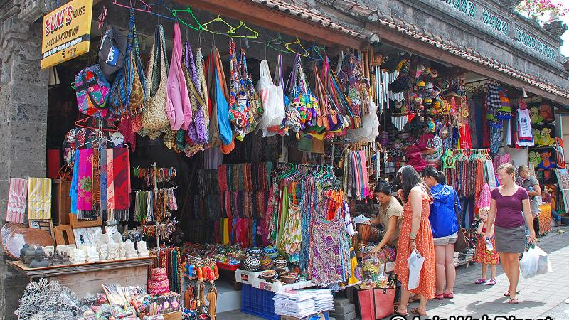 Shopping places in bali nearby robins place legian for Places that buy art